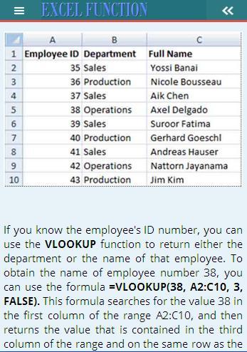 【免費書籍App】Excel F(x) Tutorial-APP點子
