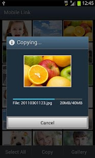 Samsung SMART CAMERA App- screenshot thumbnail