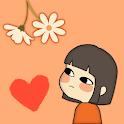 꽃보다소개팅♥ -채팅/미팅/랜덤채팅/무료채팅어플/랜덤톡 icon