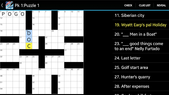 Crossword (US)- screenshot thumbnail