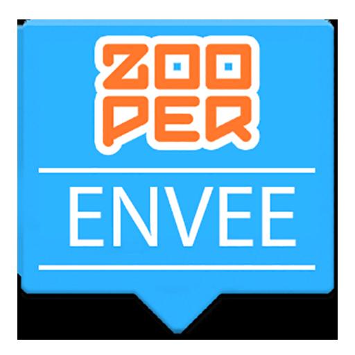 Envee Zooper Skin LOGO-APP點子