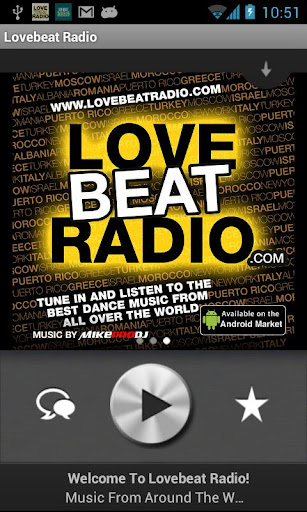 【免費音樂App】Love Beat Radio-APP點子