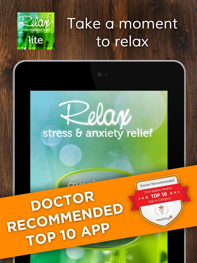 Relax Lite: Stress Relief - screenshot