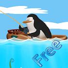 pingüino Pesca icon