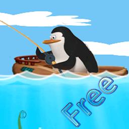 ペンギン釣り