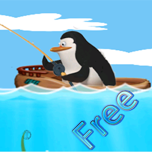 Penguin Fishing for PC and MAC