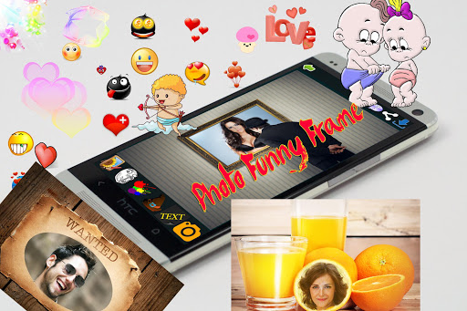 Photo Funny Frame