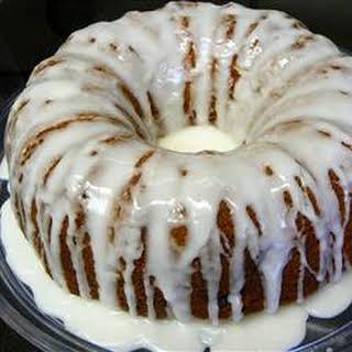Fuzzy Navel Cake I.