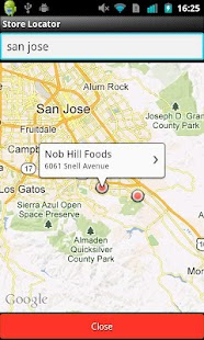 Nob Hill Foods - screenshot thumbnail