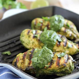 Spicy Salsa Verde Chicken