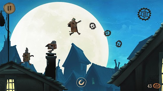 The Boxtrolls: Slide 'N' Sneak Screenshot 2