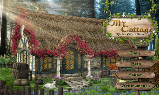 My Cottage Find Hidden Objects