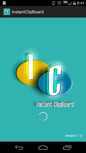 Instant Clipboard