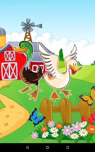 Duck Train Duckling