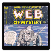 Web of Mystery Comic #4
