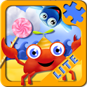 HD Puzzle Kids & Toddlers Lite icon