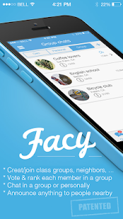 Facy- screenshot thumbnail