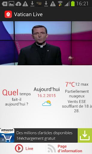 Vatican en direct : Le Pape