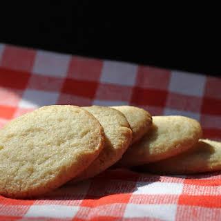 Vanilla Cookies No Milk Recipes.