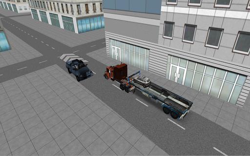 汽车运输用卡车